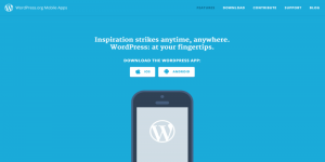 Atualize seu site ou blog de qualquer lugar com o aplicativo do WordPress para iOS eAndroid   WordPress.com em Português (Brasil)